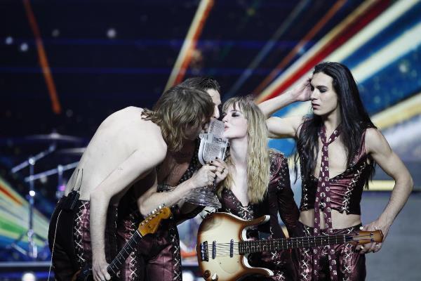 «Євробачення-2021» виграла Італія: Україна у топ-5 (фото, відео)