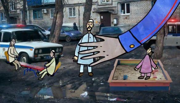 Філії Суспільного покажуть мультсеріал про життя в окупації «Всі, хто хотіли, поїхали?»