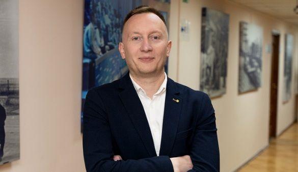 Голова наглядової ради Суспільного підписала контракт із членом правління Родіоном Кочубеєм