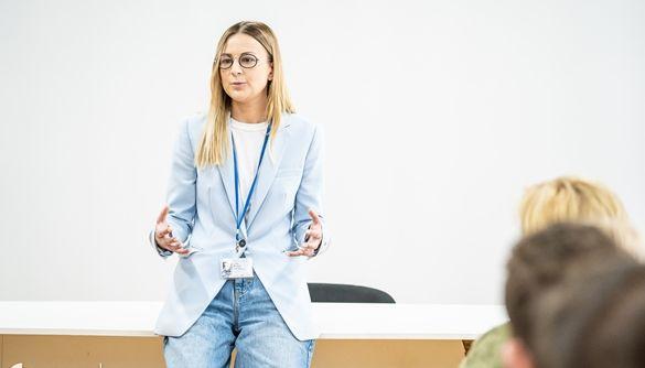 «Моя мета — розбудувати мультимедійну журналістику в кожному регіоні» – Кисельчук про філії НСТУ