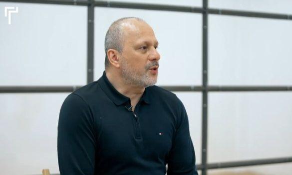 Зураб Аласанія став радником голови правління Суспільного