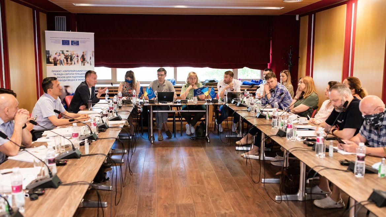 Наглядова рада і правління Суспільного обговорили необхідні зміни до стратегічних документів