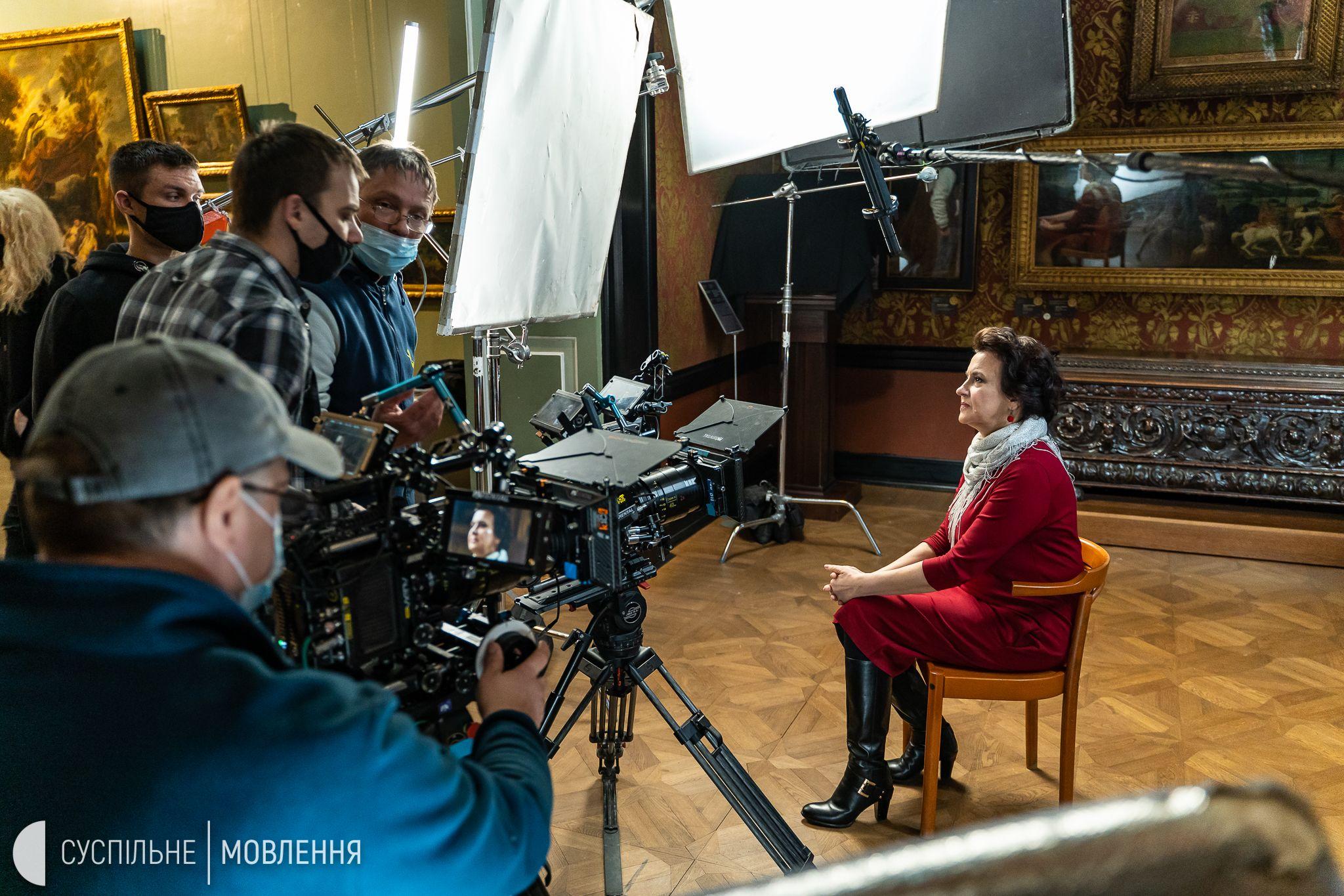 Серіал про здобуття Україною незалежності матиме високий технічний і художній рівень, – Лодигін