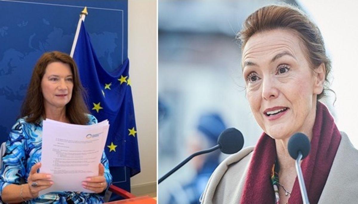 Генсекретарка Ради Європи та міністерка закордонних справ Швеції підтримали Суспільне на Ukraine Reform Conference