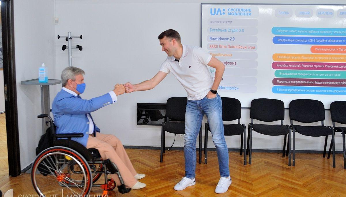 НСТУ і Національний комітет спорту інвалідів України підписали Меморандум про співпрацю