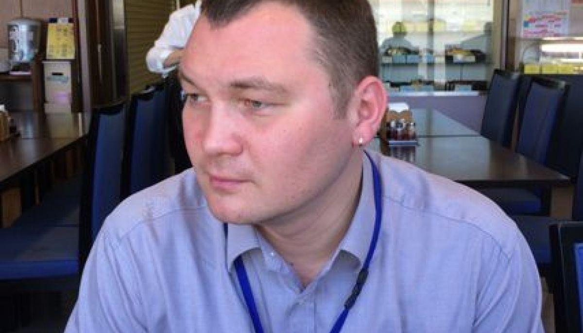 Владислав Грузинський керуватиме редакторською групою «Зворотного відліку» на Суспільному
