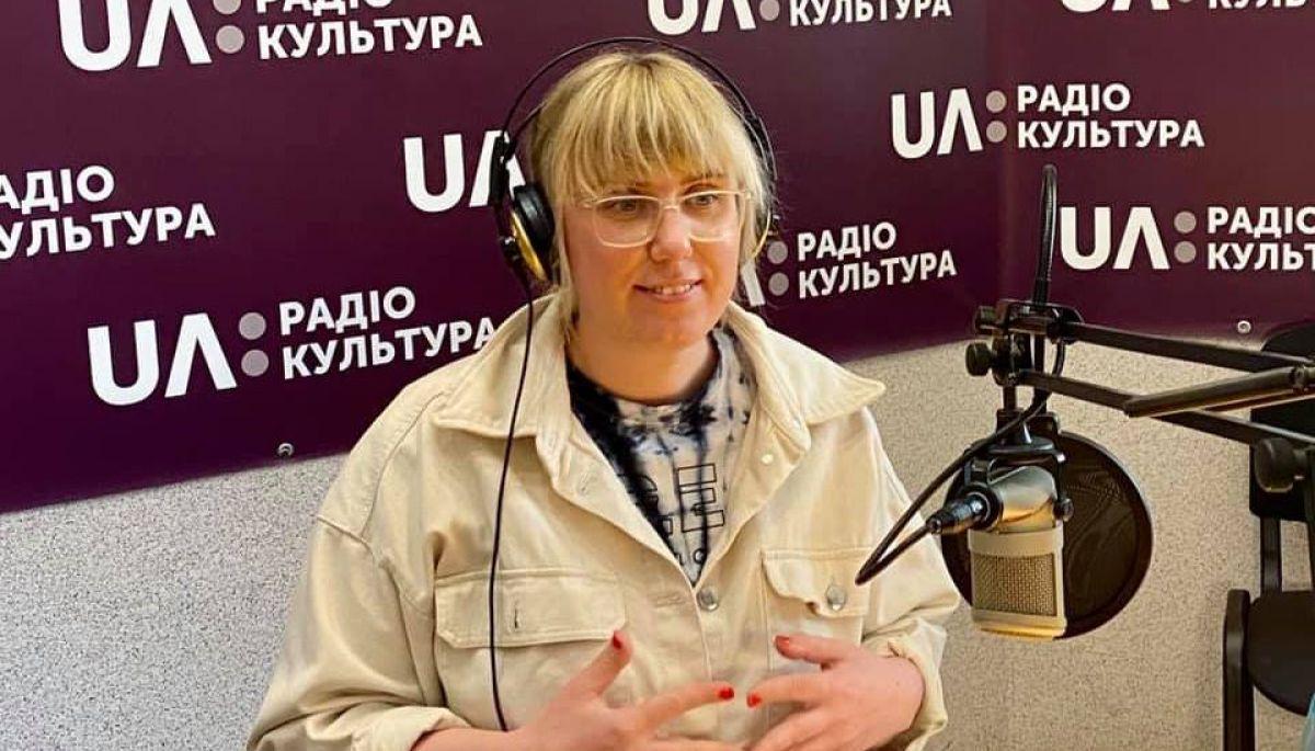 Оксана Мороз вестиме проєкти на радіо «Культура» і на регіональних телеканалах Суспільного