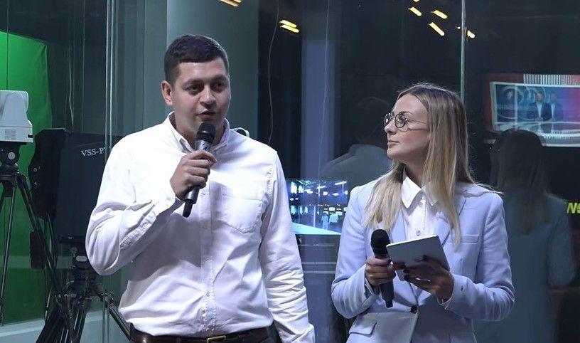 Суспільне презентувало міжнародним партнерам NewsHouse 2.0