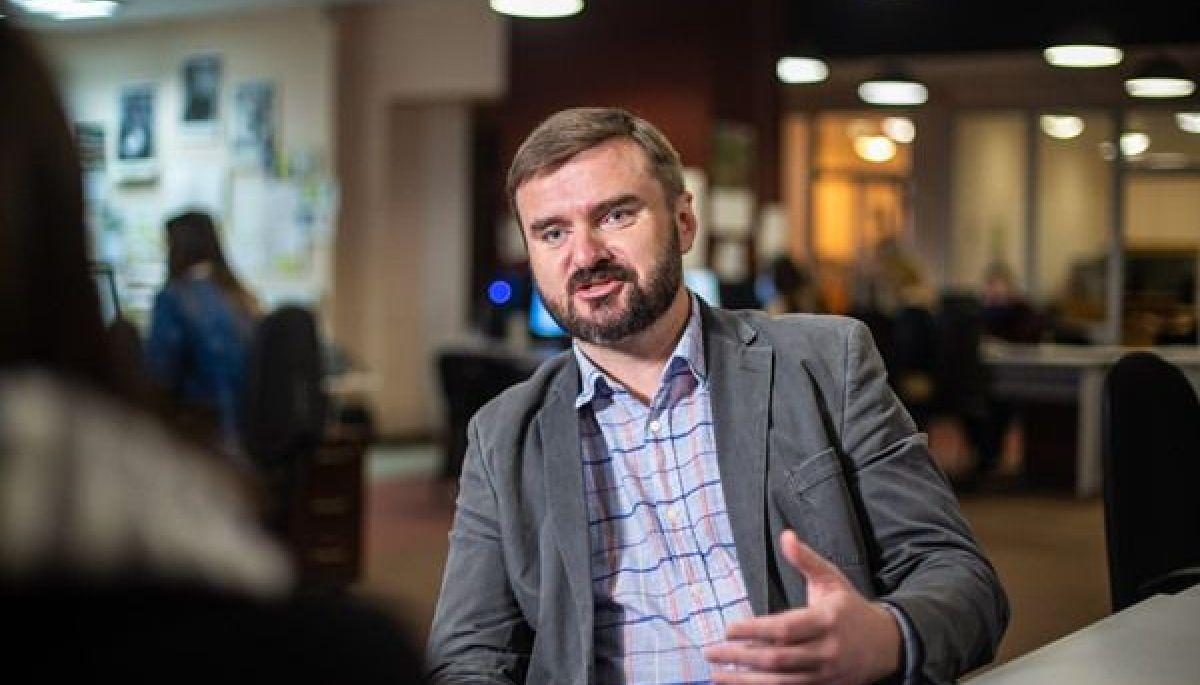 Федір Скрипник очолив департамент моніторингу контенту та стандартів мовлення Суспільного