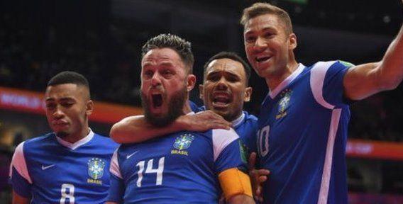 «UA: Перший» покаже півфінали Чемпіонату світу з футзалу-2021