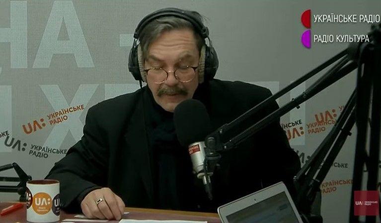 Радіодиктант національної єдності-2021 писатиме і читатиме Юрій Андрухович