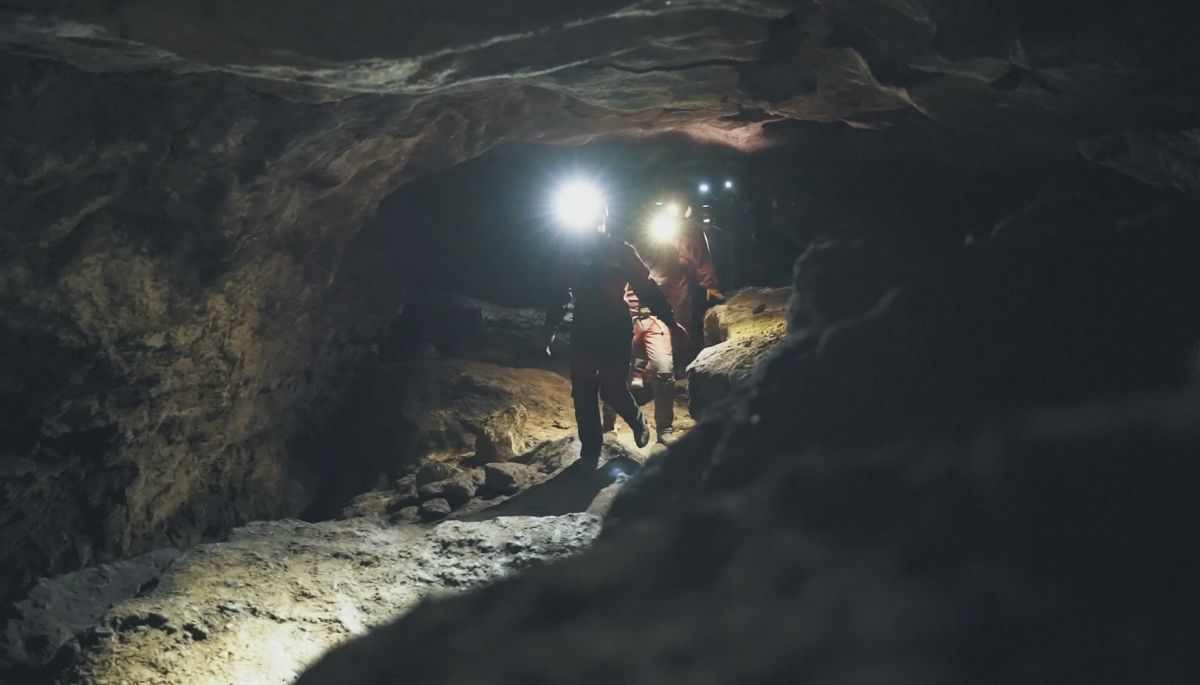 Продюсерка «UA: Тернопіль» Зоряна Биндас про зйомки фільму «Печерні»: «Там вічна темрява, слизько і небезпечно»