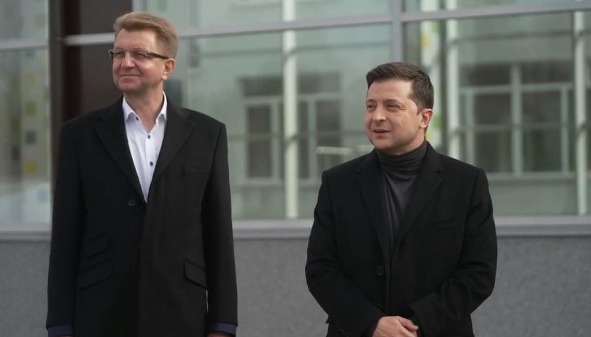 Зеленський назвав хайпом заяву Барчук про тиск Офісу президента на Суспільне (ВІДЕО)