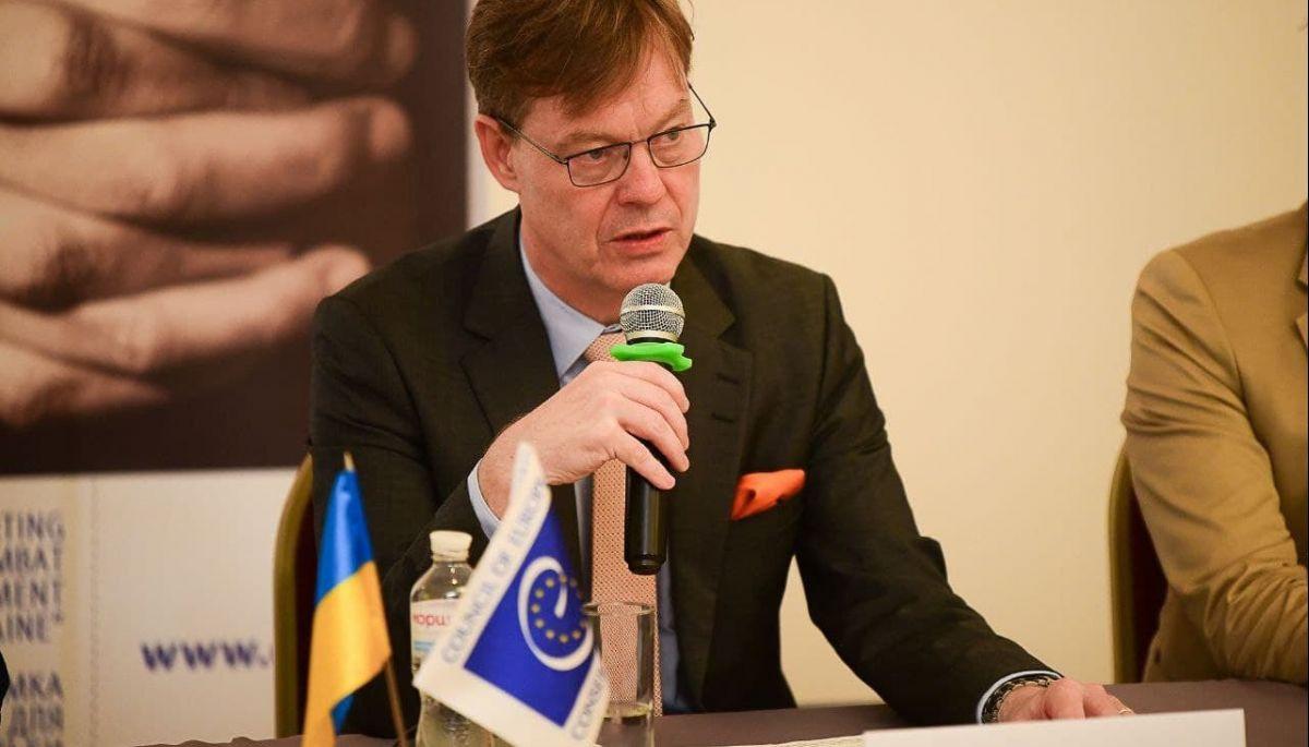 В Офісі Ради Європи в Україні занепокоєні тиском влади на «Зворотний відлік» і стежать за цією ситуацією